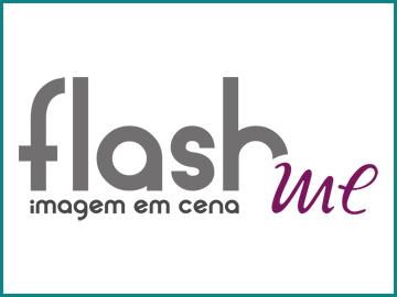 FlashMe Imagem em Cena