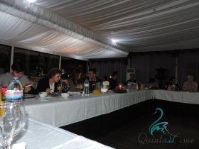 Jantar de Natal do Staff da Quinta do Cisne e Os Galitos