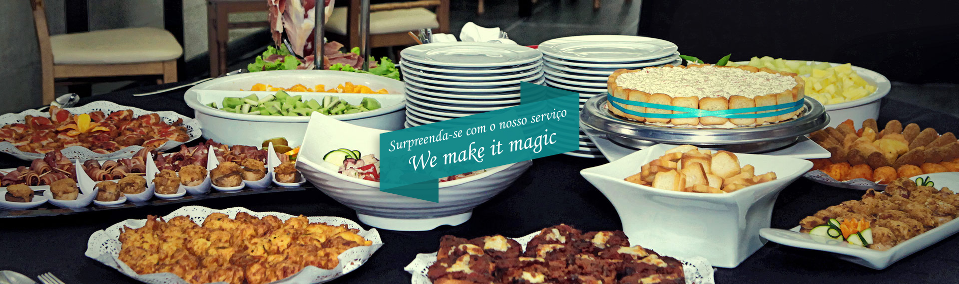 We make it magic | Quinta do Cisne