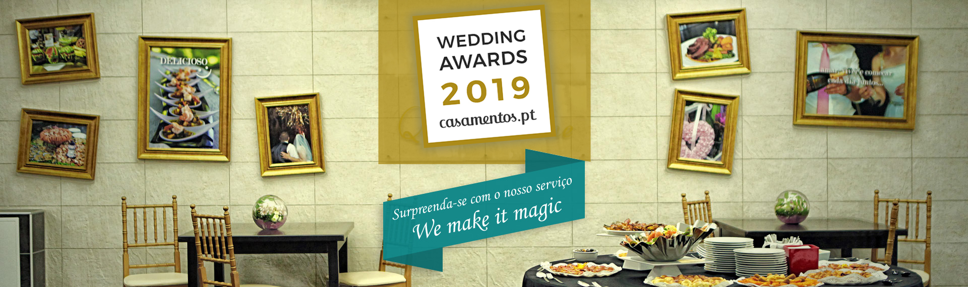 WEDDING AWARDS 2019
